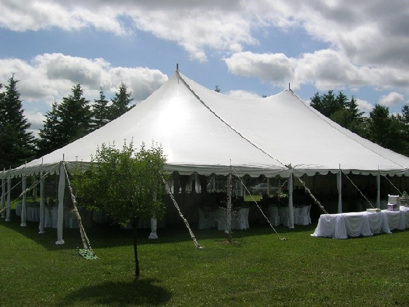 Peg and Pole Tents for Sale