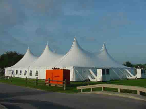 Manufacturers of Alpine Marquee Tents