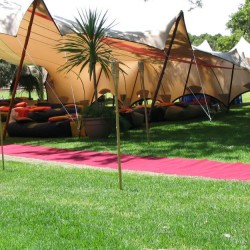 Manufacturers of Stretch Tents