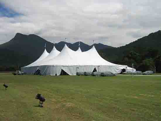 Heavy Duty Alpine Marquee Tents