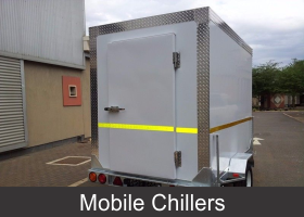 Mobile Chillers / Mobile Freezer