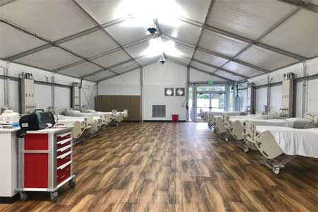 Medical Lab Tents